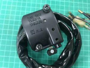 Yamaha DT Left Hand Switch Housing for DT100 DT125 DT175 DT250 DT360 DT400