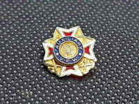 Vintage VFW Veterans Of Foreign Wars Auxiliary Lapel Pin ~ Ships FREE