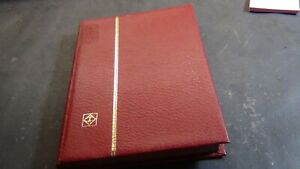 Aruba stamp collection in Lighthouse stock book w/ 134 stamps MNH