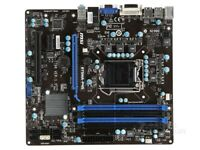 Original MSI B75MA-P45 Intel B75 Motherboard LGA 1155 Socket DDR3 USB3.0 DVI