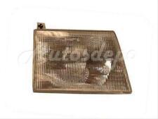 For 92-96 Ford Econoline Van (For Composite Type) Headlamp Headlight W/Bulb Rh
