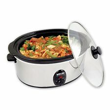 Better Chef 3.7 Quart Electric Slow Cooker IM-454 - BRAND NEW  - Free Shipping