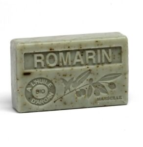 Organic Argan Oil French soap with Rosemary