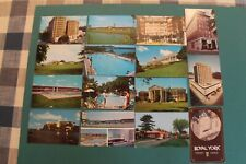 15 Different Hotel/Motel Post Cards