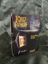 """Weta Lord Of The Rings The Hobbit """"Easterling Shield"""" Mini Prop Replica Statue"""