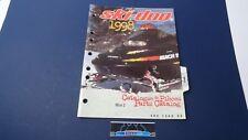 1998 Ski-doo MINI Z Snowmobile Parts Manual #480 1460 00,MINI Z 120