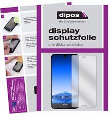 2x Sharp Aquos S2 Protector de Pantalla protectores transparente dipos