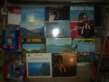 FRENCH 33 T ANTOINE CIOSI CHANSONS CORSES 5 EUROS PIECES