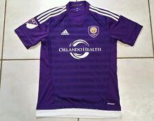 ADIDAS Orlando City SC MLS Soccer Jersey Men's  Small