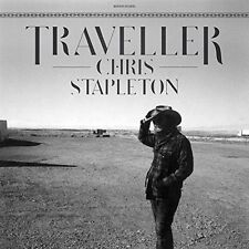 Traveller [LP] by Chris Stapleton (Vinyl, May-2015, 2 Discs, Mercury)