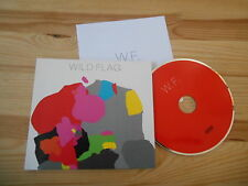 CD Indie Wild Flag - Same / Untitled Album (10 Song) MERGE REC