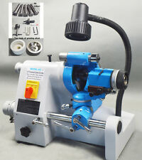220v U3 R8 Coll Universal Cutter Grinder Sharpener End Mill Lathe Bit Drill Bit