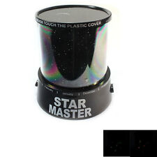 STAR MASTER NIGHT LIGHT SKY LED PROJECTOR MOOD LAMP KIDS BEDROOM FOR CHILDREN