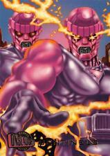 SENTINELS / Marvel Onslaught Ultra (1996) BASE Trading Card #20
