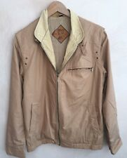 "Mens Brown Lightweight Coat Chest 40"" Pet<NH6524"