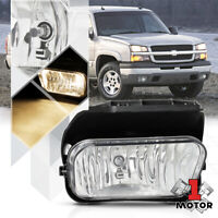 RH OE Style Replacement Fog Light Lamp for 99-06 Chevy Silverado//Suburban//Tahoe