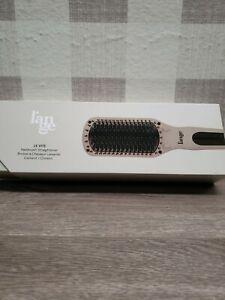 New L'ange Le Vite Hairbrush Straightener Brush  Cement Lange  ✅