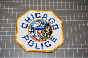 Chicago Illinois Police Patch (US-Pol)