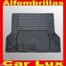 Alfombra cubeta maletero goma adaptable AUDI 80, 100, A4, A6, A8, Q7. 141x107cm