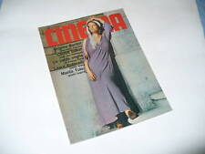 RIVISTA KING CINEMA N7 1969 BARDOT LAURA ANTONELLI TOLO