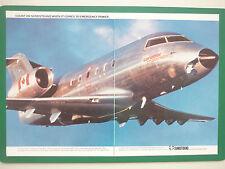 4/81 PUB SUNDSTRAND AEROSPACE CANADAIR CHALLENGER BIZJET RAM AIR TURBINE AD