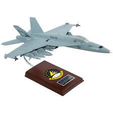 US Navy Mcdonnell Douglas F/A-18E Super Hornet 1/38 Desk Top Model ES Airplane