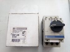 Telemecanique disjoncteur magnétique GV2 L05 1A
