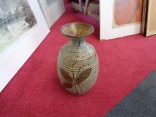 Blue Vintage Original Studio Pottery Vases