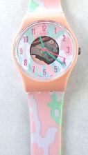 Swatch, LP106, CAMOUFLAGE, NEU