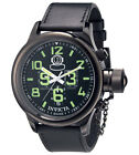 Invicta 7182 Men's Signature Russian Diver Black Dial Chronograph Swiss Watch