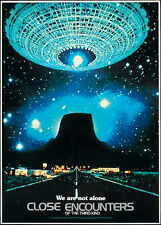 CLOSE ENCOUNTERS OF THE THIRD KIND Movie POSTER 11x17 O Richard Dreyfuss Teri