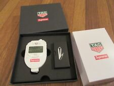 Supreme Tag Heuer Pocket Pro Stopwatch FW18 Supreme New York 2018 Stop Watch NEW