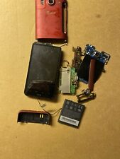 HTC Desire HD - 1.5GB - Red Smartphone Parts