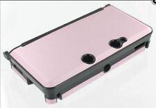 Case / étui de protection en aluminium pour Nintendo 3DS - Rose