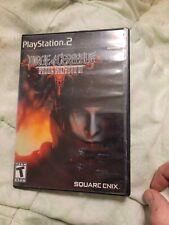 Dirge of Cerberus: Final Fantasy Vii (Sony PlayStation 2, 2006)