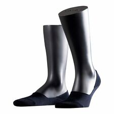FALKE Step Anti-Slip System Invisible Navy Socks Sz M / UK 7-8