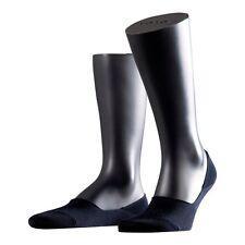 FALKE Step Anti-Slip System Invisible Navy Socks Sz L / UK 8.5-9.5