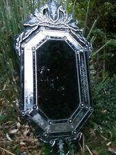 Spectacular Murano Venetian Mirror Vanity Glass