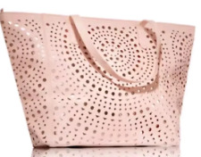 Bath and Body Works Black Friday 2017 VIPTote Bag NWT Blush Metallic Tote Only