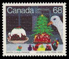 """CANADA 1069 - Christmas """"Santa Claus Parade"""" (pa86520)"""