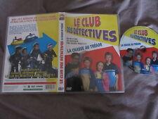 Le club des détectives: la chasse au trésor de Eric Hendershot, DVD, Aventure