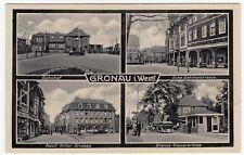Zweiter Weltkrieg (1939-45) Kleinformat Ansichtskarten aus Deutschland für Eisenbahn & Bahnhof