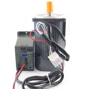 40W AC220V Adjust speed AC motor Induction motor Speed Regulating Motor 2800rpm