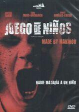 Juego de Niños(2012)Come Out And Play ,DVD