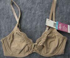 Olga Lace Underwire Bra Style GI3351A Size 42 DDD NWT Retail $42