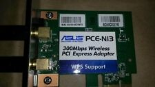 ASUS(PCE-N13) Wireless-N Network Adapter (150Mbps Transmit / 300Mbps Receive)...