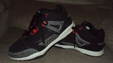 MEN'S FUBU ATHLETIC SHOES-BLACK/RED-SIZE 8.5-EXCELLENT CONDITION!