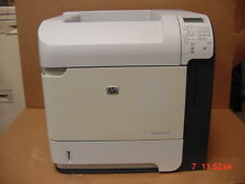 HP CB516A LaserJet P4515X Laser Printer w/Toner and Duplexer.Page Count 374K