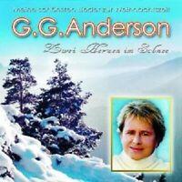 """G.G. ANDERSON """"ZWEI HERZEN IM SCHNEE..."""" CD NEU"""
