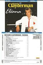 "RICHARD CLAYDERMAN ""Eléana"" CD 1987 Teldec/Delphine ,8.26593 ZP"
